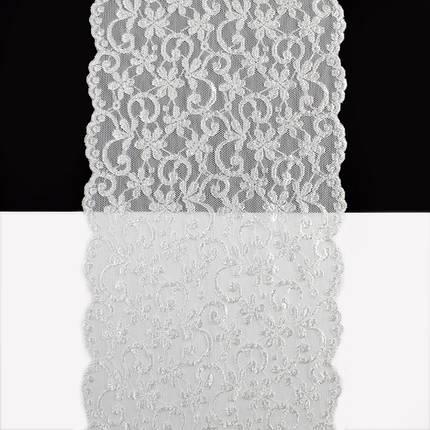 Кружево Франция арт. 397 белое, 15 см., фото 2