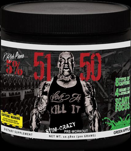 Rich Piana 5% Nutrition 51-50, 375 g