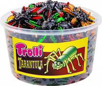 Желейные конфеты Тарантул Тролли Tarantula Trolli 975гр.75 шт.