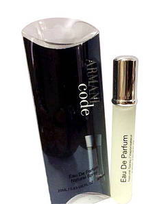 Мужской мини парфюм Giorgio Armani Armani Code(Джорджио Армани, Армани код), 20 мл №82