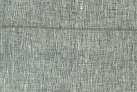 Ткань льняная  серая 190 пл. 150 ш.
