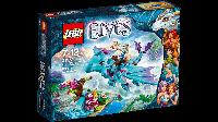 Конструктор Лего LEGO Elves 41172 Приключения дракона Воды