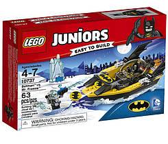 LEGO® Juniors (10737) Бэтмен против Мистера Фриза