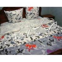 Стильное постельное белье бязь двуспальное