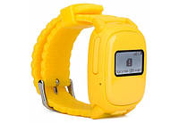 Smart watch Детские с GPS Nomi Watch W1 Black yellow