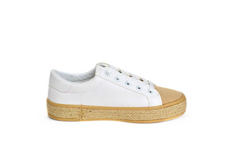 Женские кеды Seastar white/beige 40, фото 2