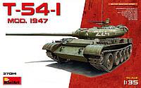 Сборная масштабная модель танка T-54-1 Обр. 1947 г 1/35