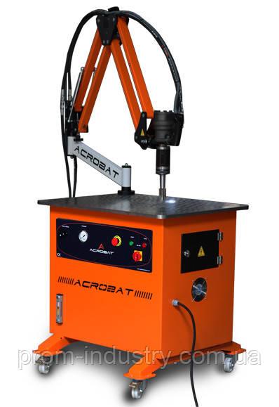 Гидравлический резьбонарезной станок М5 - М36