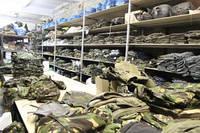 Новый завоз камуфляжной формы НАТО оптом.