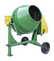 Бетономешалка гравитационная БС 165-460 л. Двигатель 400V