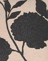 Тканевые ролеты. 40*190 см. Чайная роза 4083 Черный