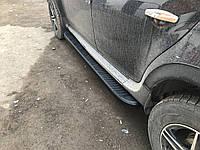 Renault Duster Боковые обвесы Tayga V1 Black