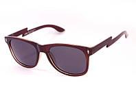 Солнечные очки с модной дужкой