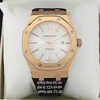 Часы наручные Audemars Piguet ROYAL OAK Gold/White (реплика)