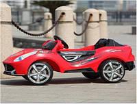 Легковой детский электромобиль на радиоправлении BT-BOC-0074 RED (126*60*54см)