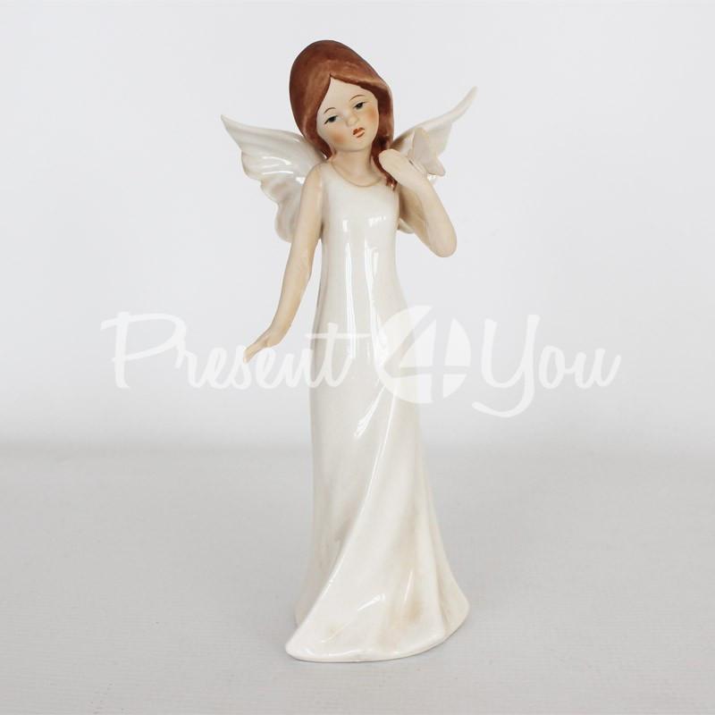 Фигурка «Ангел с бабочкой», h-21 см