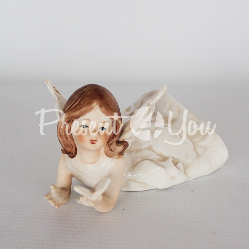 Фигурка «Ангел с бабочкой», h-6,5 см