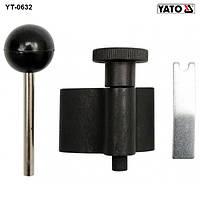 Блокировка колес распределительных механизмов Yato YT-0632