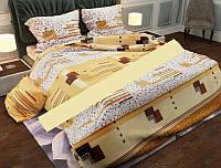 Красивое постельное белье 100 % хлопок двуспальное