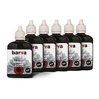 Комплект чернил Barva Canon CLI-521 / CLI-426, Black, 6 x 90 г (I-BAR-CCLI521-6x90-B)