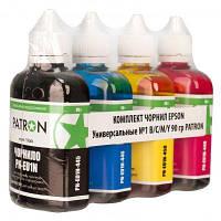 Комплект чернил Barva Epson Universal №1, C/M/Y/K, 4 x 90 г (I-BAR-EU1-090-MP)