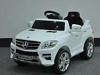 Электромобиль на радиоправлении Mercedes ML 350 WHITE T-792 (95*60*52см)
