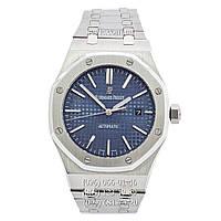 Часы наручные  Audemars Piguet Royal Oak Selfwinding Silver-Blue
