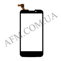 Сенсор (Touch screen) Prestigio 5503 MultiPhone PAP Duo черный
