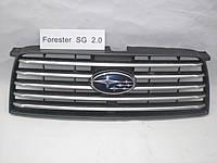 Б.У. Решётка радиатора Forester форестер SG 2.0 (2002-2007) Б/У