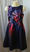 Платье летнее очень красивое Little Mistress р.46 7442