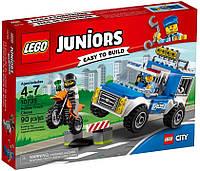LEGO® Juniors (10735) Погоня на полицейском грузовике