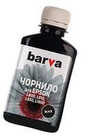 Чернила Barva Epson L800 / L810 / L850 / L1800, Black, 180 г (L800-409)