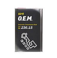 Трансмиссионное масло Mannol O.E.M. for Mercedes Benz  ATF (1L)
