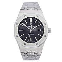 Часы наручные Audemars Piguet Royal Oak Selfwinding Silver-Black