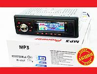 Автомагнитола Pioneer 6249 MP3/SD/USB/AUX/FM, фото 1