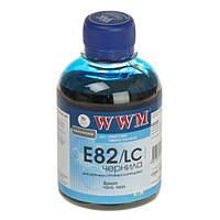 Чернила WWM Epson Stylus Photo P50, PX660, T50, TX650/700, R270/290, Light Cyan, 200 г (E82/LC)