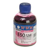 Чернила WWM Epson Stylus Photo Universal, Light Magenta, 200 г (E50/LM)