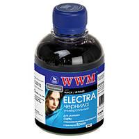 Чернила WWM Epson Universal ELECTRA, C/CX, T/TX, S/SX, B/BX, R/RX, T/TX, P/PX, Black, 200 г (EU/B)