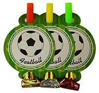 Дудки праздничные Футбол 020316-030