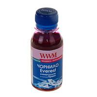 Чернила WWM Epson Universal EVEREST, Magenta, Pigment, 100 г (EP02/MP-2)