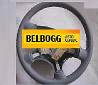 Рулевое колесо серое (руль) Geely MK, МК Кросс, MK2, MK2 Cross, Джили МК