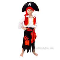 Шапка пирата Украина карнавальная