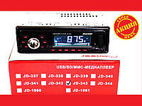 Автомагнитола Pioneer JD-343 ISO Usb+Sd+Fm+Aux+ пульт (4x50W), фото 1