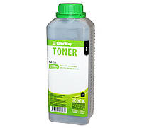 Тонер Konica Minolta TN-211, Black, Bizhub 200/222/250/282, 360 г, бутыль, ColorWay (TM-211)