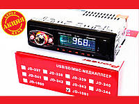 Автомагнитола Pioneer JD-1081 ISO Usb+Sd+Fm+Aux+ пульт (4x50W), фото 1