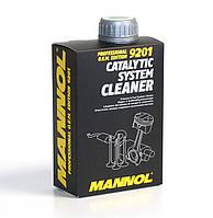 Средство для очистки и восстановления каталитических нейтрализаторов Mannol 9201 Catalytic System Cleaner 0.5L