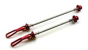 Эксцентрики KREX Plus Titanium, красные