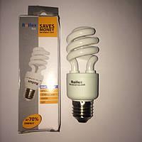Roilux Лампа энергосберегающая 15Вт 15W E27 6500K