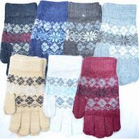 Женская перчатка
