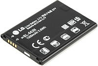 Аккумуляторная батарея ОРИГИНАЛЬНАЯ для LG Optimus Black, GRAND Premium LG BL-44JN (1 год гарантии)